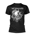 Meshuggah T-shirt Spine Head