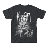 Korn T-shirt Gas Mask Kids