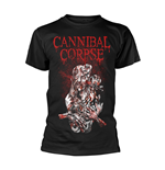 Cannibal Corpse T-shirt Stabhead 1