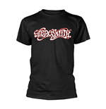 Aerosmith T-shirt Logo (BLACK)