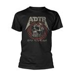A Day To Remember T-shirt Flower Skull