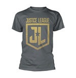 Dc Comics Justice League T-shirt Classic Shield