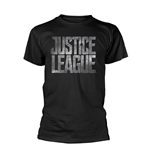 Dc Comics Justice League T-shirt Classic Logo