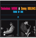 Vynil Thelonious Monk / Sonny Rollins - Think Of One