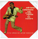 Vynil Adriano Celentano - Con Eraldo Volonte' & His Rockers (Coloured Vinyl Octagon Cover)