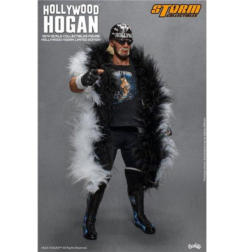 Hulk Hogan Action Figure 1/6 Hollywood Hogan 33 cm