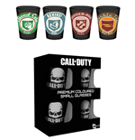 Call of Duty Premium Shotglass 4-Pack Perks
