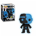 Justice League Movie POP! Movies Vinyl Figure Cyborg Silhouette GITD 9 cm