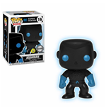 Justice League Movie POP! Movies Vinyl Figure Aquaman Silhouette GITD 9 cm
