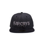 Far Cry 5 - Black Denim Logo Snapback