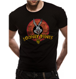 Looney Tunes - Logo - Unisex T-shirt Black