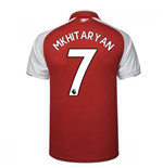 2017-18 Arsenal Home Shirt (Mkhitaryan 7)