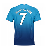 2017-2018 Arsenal Away Shirt (Mkhitaryan 7) - Kids