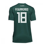2018-19 Mexico Home Shirt (A Guardado 18) - Kids