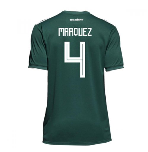 2018-19 Mexico Home Shirt (Marquez 4) - Kids
