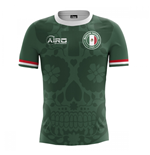 2018-2019 Mexico Home Concept Football Shirt