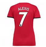 2017-18 Man United Womens Home Shirt (Alexis 7)