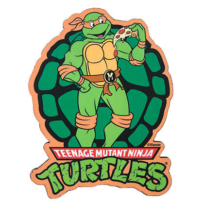 TEENAGE MUTANT NINJA TURTLES Michelangelo Magnet