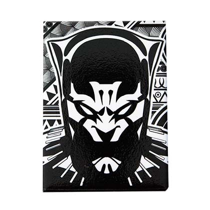 BLACK PANTHER Monochrome Magnet
