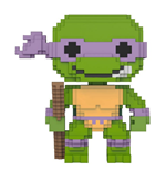Teenage Mutant Ninja Turtles 8-Bit POP! Vinyl Figure Donatello 9 cm