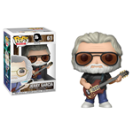 Jerry Garcia POP! Rocks Vinyl Figure Jerry Garcia 9 cm