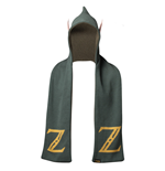 Zelda - Hooded Scarf With Ears