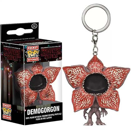 Funko Pocket Pop STRANGER THINGS Demogorgon Keychain