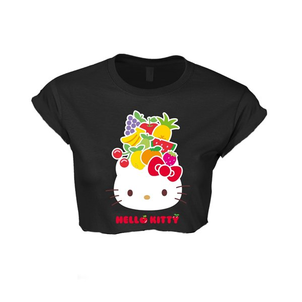 Hello Kitty T-shirt Fruit (CROPPED)