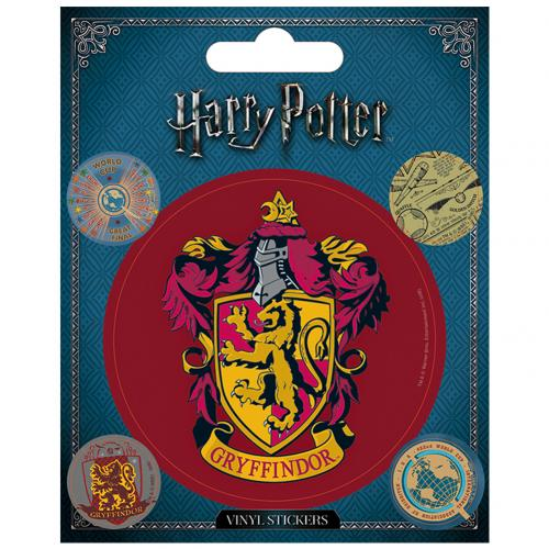 Harry Potter Stickers Gryffindor