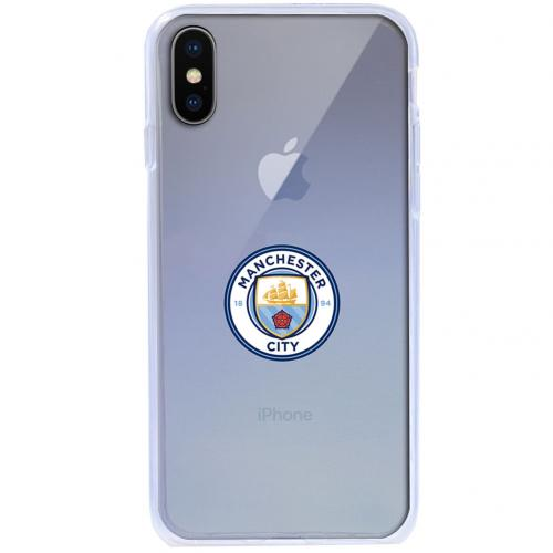 Manchester City F.C. iPhone X TPU Case