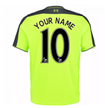 2016-17 Liverpool 3rd Shirt (Your Name) -Kids