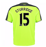 2016-17 Liverpool 3rd Shirt (Sturridge 15) - Kids