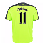 2016-17 Liverpool 3rd Shirt (Firmino 11) - Kids