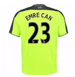 2016-17 Liverpool 3rd Shirt (Emre Can 23) - Kids