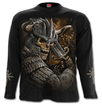 Viking Warrior - Longsleeve T-Shirt Black