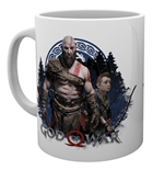 God Of War Mug 290416