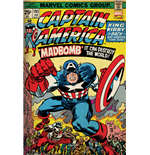 Captain America Poster 290470