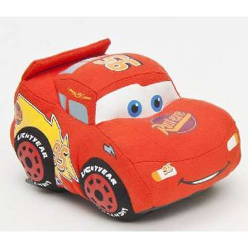 Buy Official Cars Soft Toy Cars Design Lightning Mcqueen