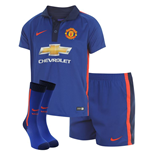 2014-2015 Man Utd Third Nike Baby Kit