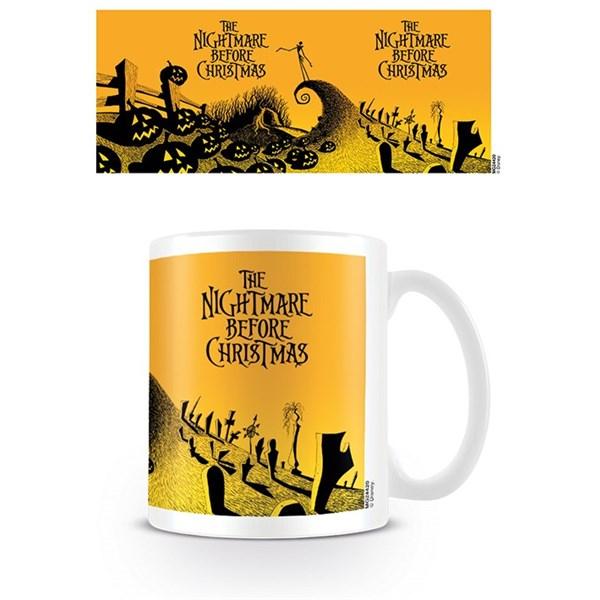 nightmare before christmas mug 290828