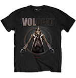 Volbeat Men's Tee: King of the Beast