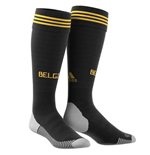 2018-2019 Belgium Home Adidas Goalkeeper Socks (Black)