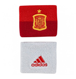 2018-2019 Spain Adidas Wristbands (Red)