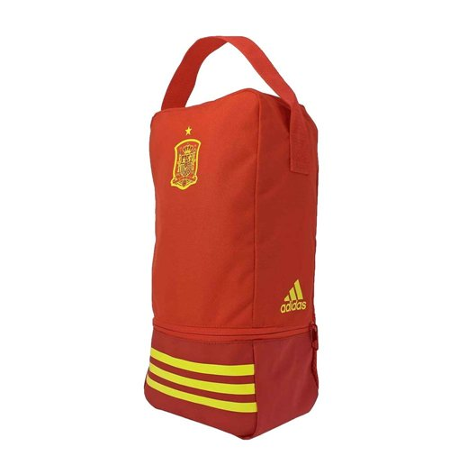 2018-2019 Spain Adidas Shoe Bag (Red)