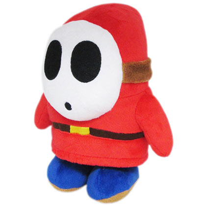 NINTENDO Mario Bros. Shy Guy Plush Doll