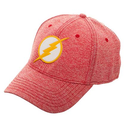 The FLASH New 52 Red Flexfit Hat
