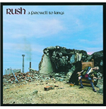 Vynil Rush - A Farewell To Kings (40Th Anniversary) (4 Lp)
