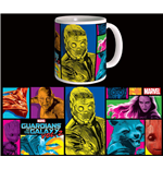 Guardians of the Galaxy 2 Mug Colors