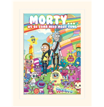 Rick and Morty Print 291976