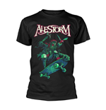 Alestorm T-shirt Pirate Pizza Party